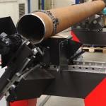 Обработка кромок стальных труб