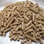Пеллеты – топливные гранулы, прессуемые из отходов обработки древесины