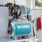 Станция автономного водоснабжения с гидроаккумулятором: для стабилизации давления в централизованной сети