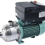 Частотное регулирование и водоснабжение: насос, оборудованный ПЧ
