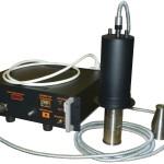 На фото - генератор ультразвука производственной мощности