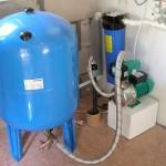 Организация автономного водоснабжения от подземного водозабора