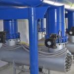 УФ установки для обеззараживания сточных вод