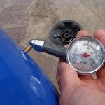 Измерение давления в резервуаре