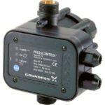 Реле давления, автоматически включающее и выключающее насос