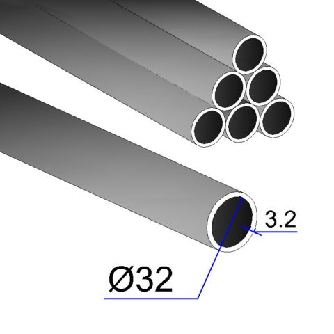 Чем больше толщина стенки, тем дольше труба сможет противостоять коррозии