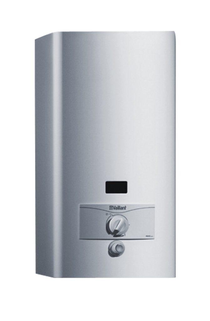 Проточный газовый нагреватель