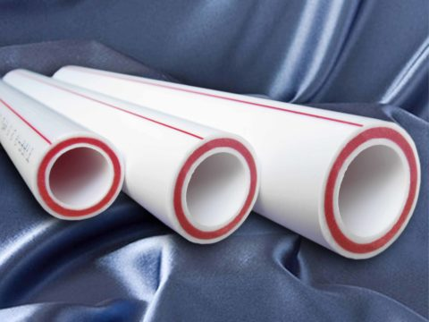 Гладкие внутренние стенки труб означают минимальную потерю напора