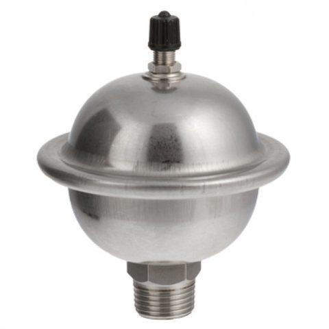 Мембранные бачки используются в качестве гасителей гидроударов
