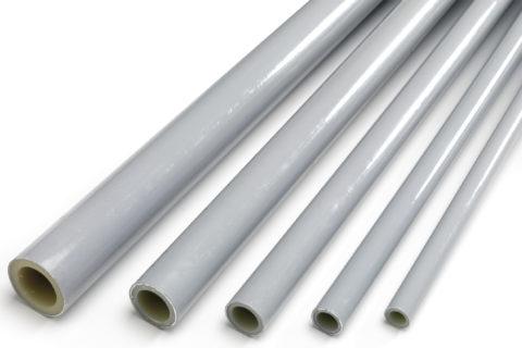 Металлопластик — композит из алюминия и модифицированного полиэтилена