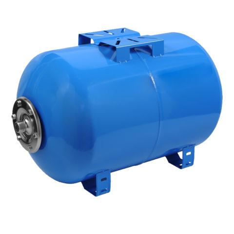 Горизонтальный мембранный гидроаккумулятор