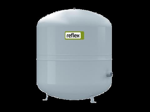 Бак мембранный Reflex для систем водоснабжения и отопления окрашен в серый цвет