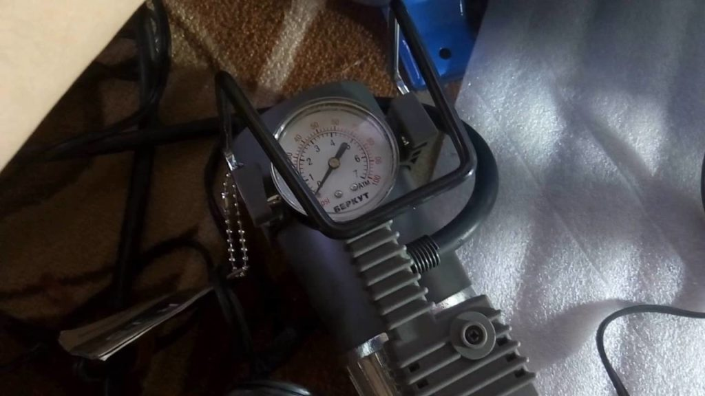 как накачать давление в гидроаккумуляторе