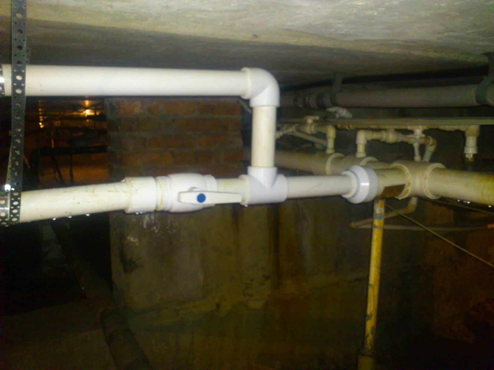 Капремонт системы водоснабжения