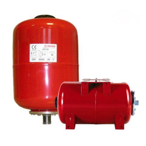 Красный цвет указывает на повышенную термостойкость мембраны