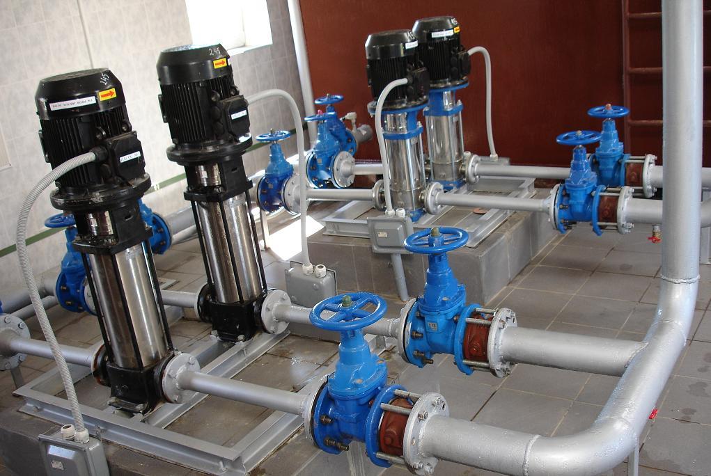 как повысить давление воды в насосной станции