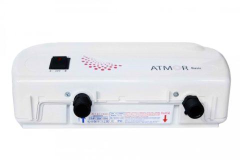 Проточный электрический нагреватель