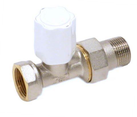 Дроссель (радиаторный клапан)