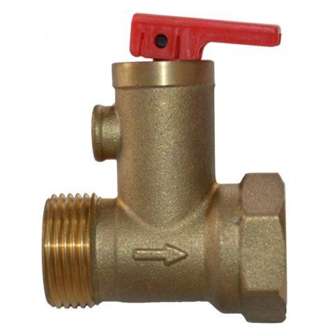 Нафото— группа безопасности для накопительного водонагревателя