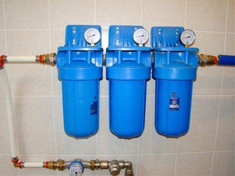 Оборудование для тонкой фильтрации