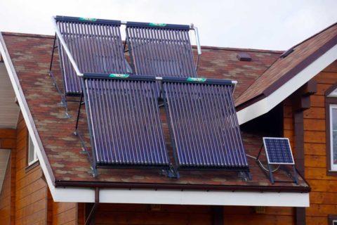 Современное оборудование водоснабжения научилось использовать бесплатное солнечное тепло