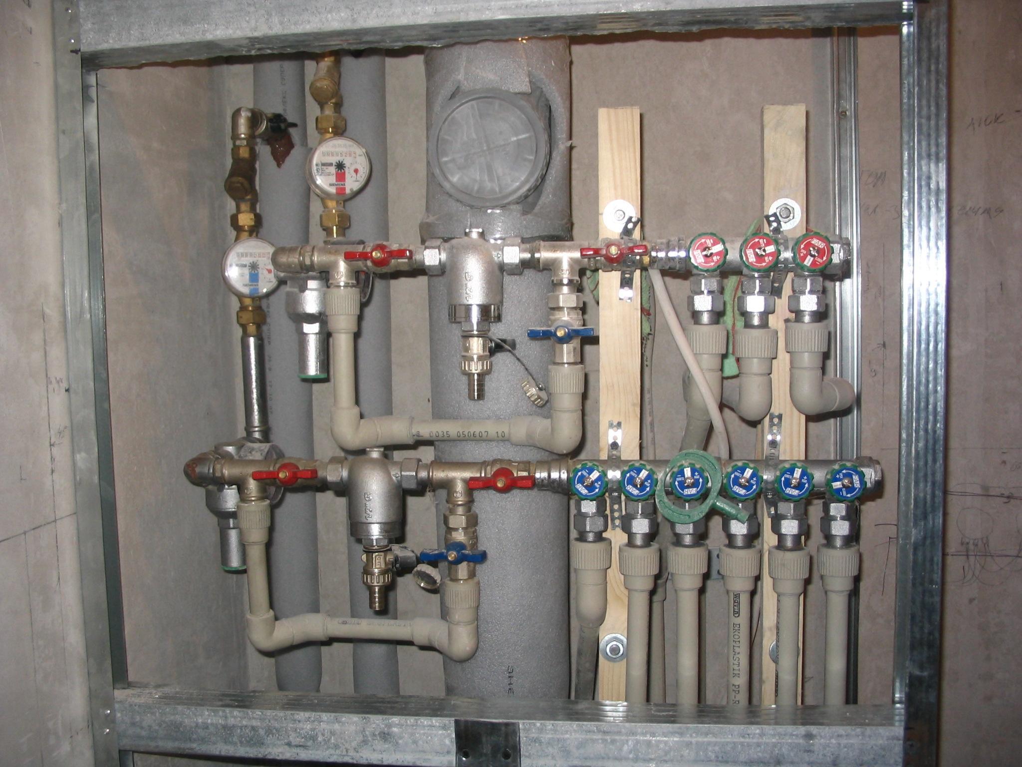 Видео водопровод в квартире 166