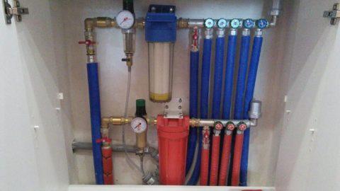 Коллекторное водоснабжение: один прибор— одна подводка