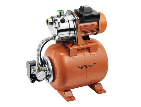 NeoClima GP 600/20 N — станция начального уровня с производительностью 50 л/мин