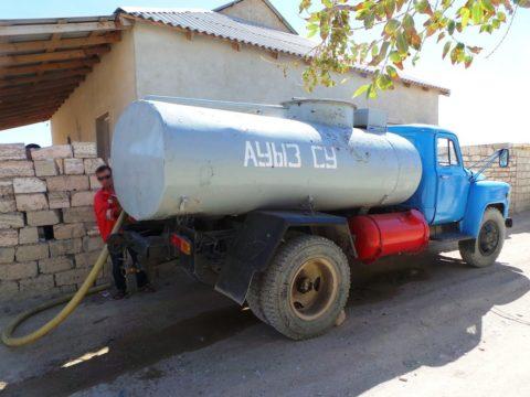 Доставка питьевой воды, г. Алма-Ата