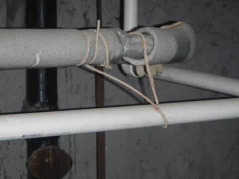 Изоляция труб водоснабжения