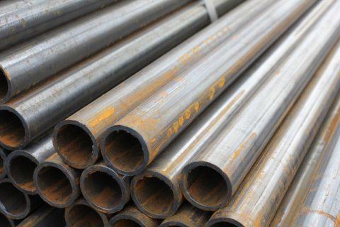 Трубы водогазопроводные черные