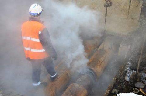 Авария на горячем трубопроводе должна устраняться за 24 часа