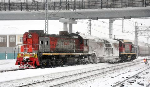 Эксплуатация поездов в зимний период – это всегда непредвиденные сложности