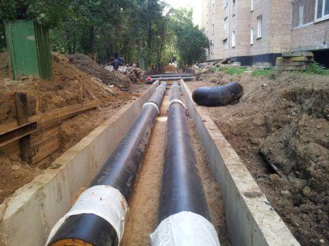 Монтаж выполнен, осталось произвести испытание систем водоснабжения и канализации, и сдать в эксплуатацию