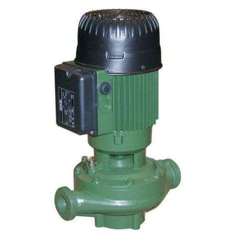 Насос ГВС с сухим ротором обеспечивает циркуляцию воды в масштабах дома