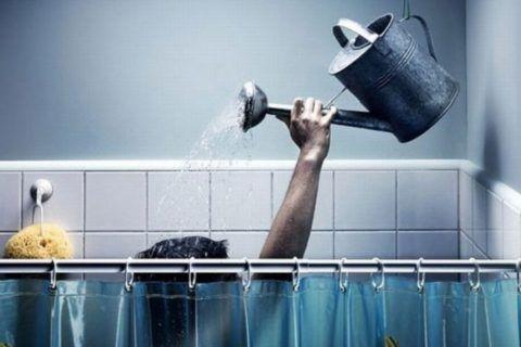 Отключения горячей воды приносят массу неудобств