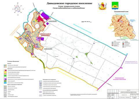 Проект: водоснабжение поселка от подземного источника