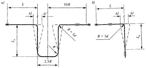 Самокомпенсирующие изгибы трубопровода ГВС