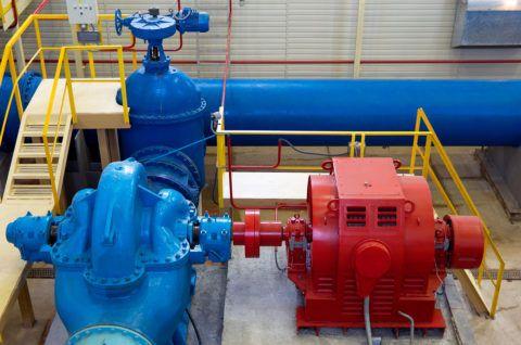 Сооружение для подъёма воды