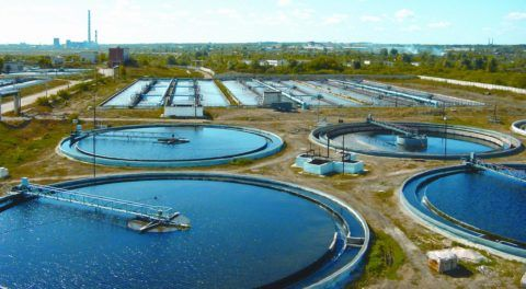 Сооружения для очистки воды