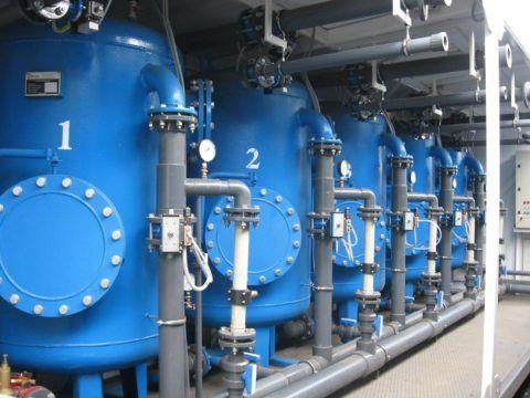 Станция очистки (подготовки) воды