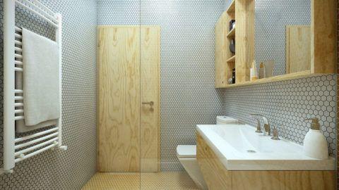 Уютной ванной необходим обогрев. Он обеспечивается циркуляцией воды через стояки и полотенцесушители
