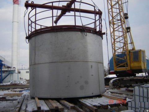 Монтаж танка-аккумулятора горячей воды