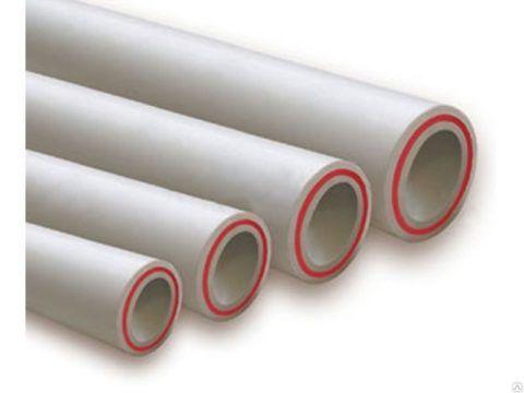 Полипропиленовые трубы для горячей воды, армированные стекловолокном