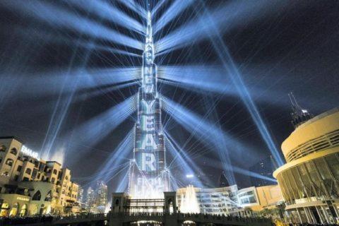Самое высокое здание в мире — «башня Халифа»