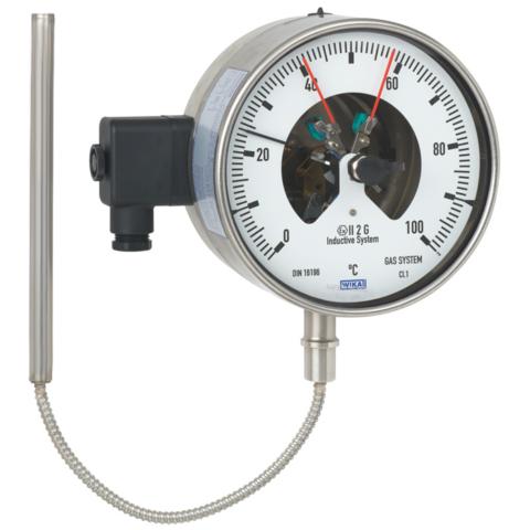 Электроконтактный термометр