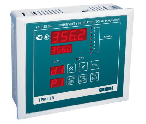 Один из современных регуляторов температуры