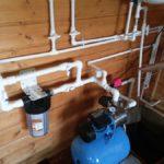 Байпас водоснабжения (для узла фильтрации)