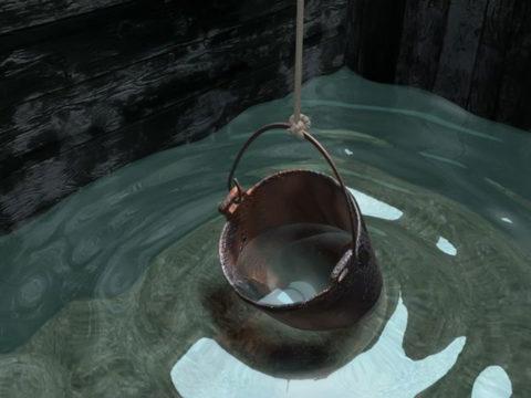 Чистая на вид колодезная вода может содержать вредные примеси