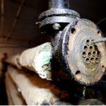 Механическая очистка внутренних поверхностей бойлера